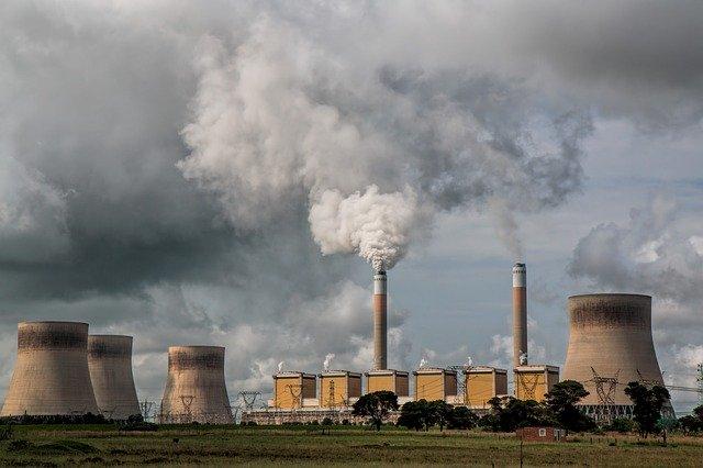 klasická tepelná elektrárna