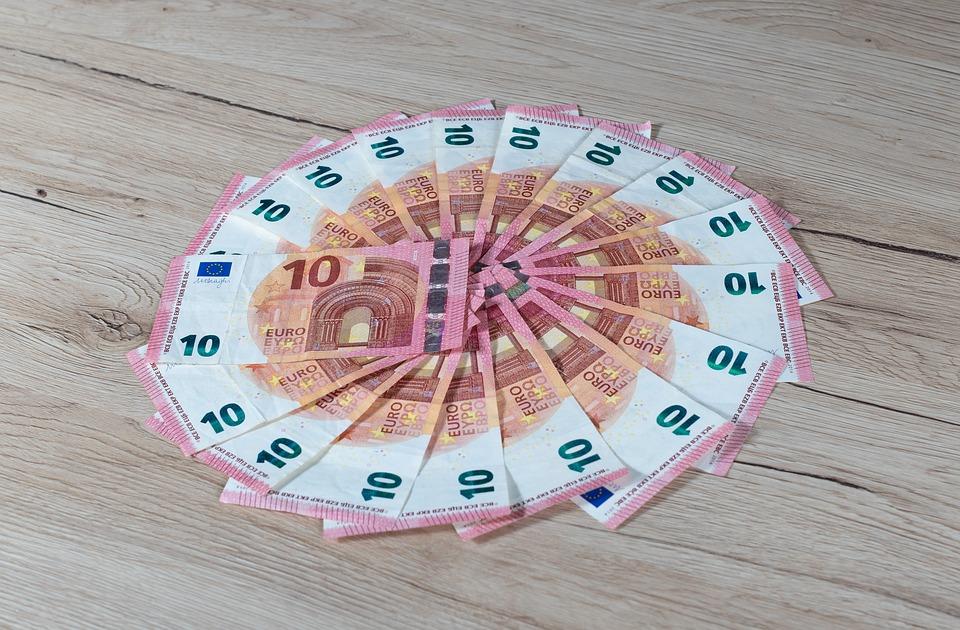 kruh z eur